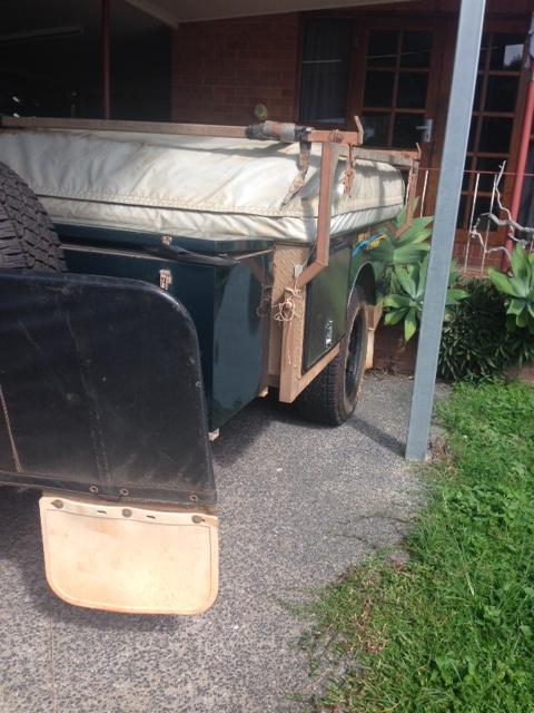 CAPE YORK ADVENTURER OFF ROAD TRAILER 