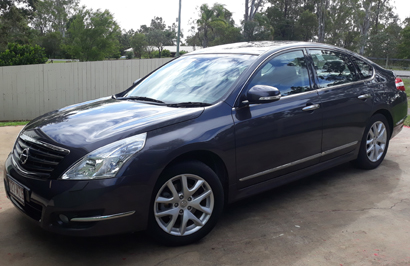 NISSAN Maxima 350ST-S 100,400klm, 1 owner purchased 5/2010, exc cond, full service history, RWC, reg...