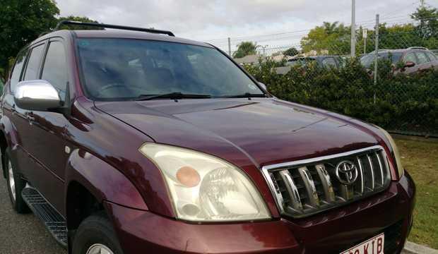 VVTi 4 cyl, 242 Kms.,   Rego Jul 19, 7 seater,   dual fuel petrol tank,   Reg serviced...