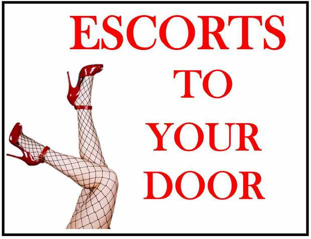 ESCORTS TO YOUR DOOR