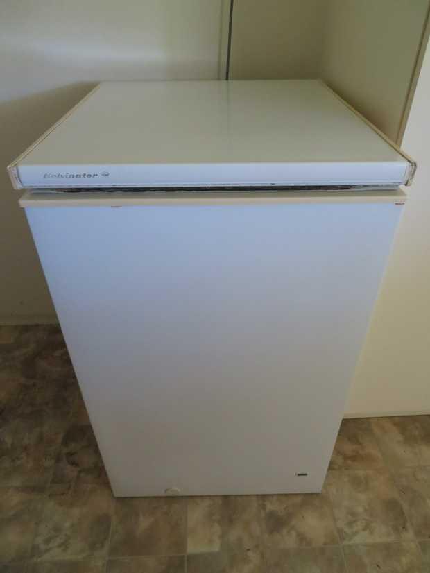 Kelvinator Chest Freezer, 140L, Good Working Condition, $35, 0409647747