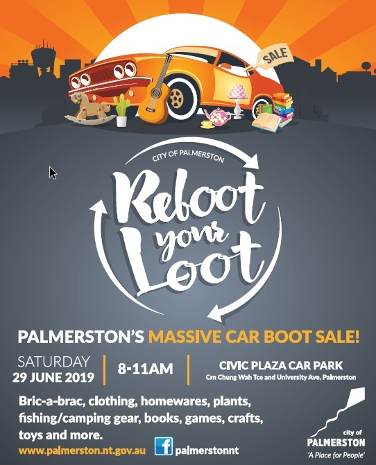 DATE:  Saturday 29 June 2019