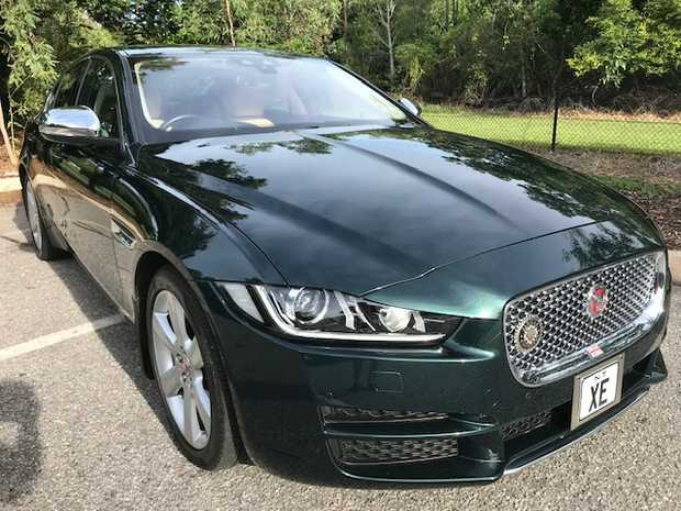 JAGUAR XE 2016 Diesel