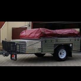 MDC Tbox Camper 2017OFF Road, Galvanised, Annex, Walls, Floor, Kitchen, Batt/charging System 80L...