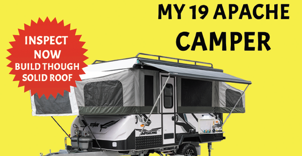 MY 19 APACHE CAMPER