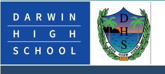 CHIRGWIN-SCHMIDT, RUBY   Darwin High School staff, students and School Board extend their...