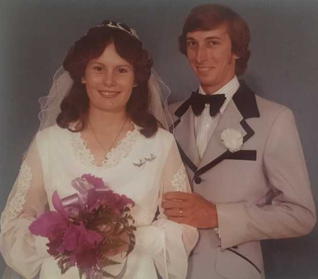 Congratulations to our parents, Ross & Cheryl Nicholson, who will be celebrating their 40th wedding...