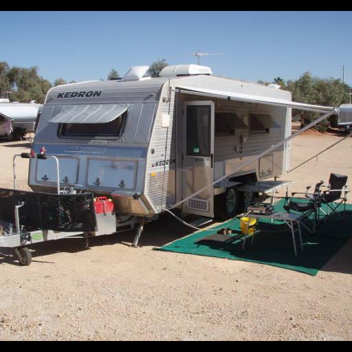 LUXURY CARAVAN KEDRON OFF-ROAD,   Purchased October 2010   Extended A Frame   Caravan...