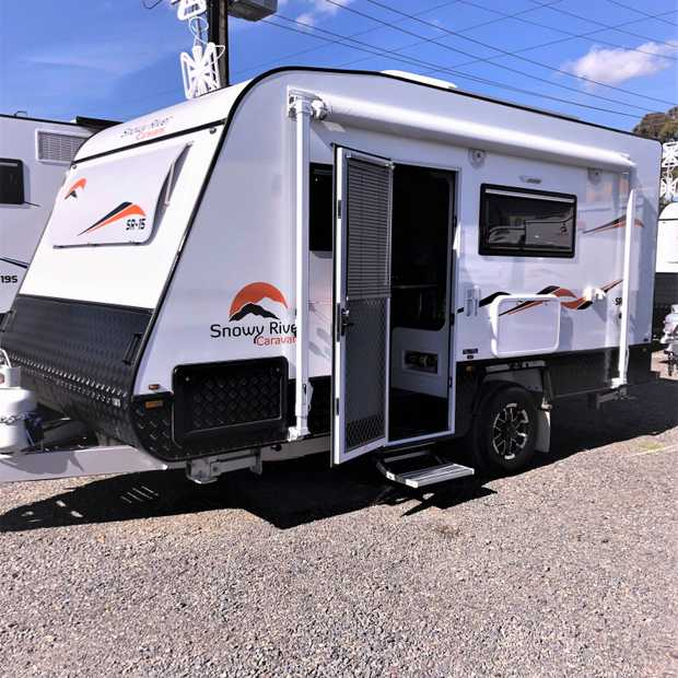 Snowy River Caravan Stock Clearance