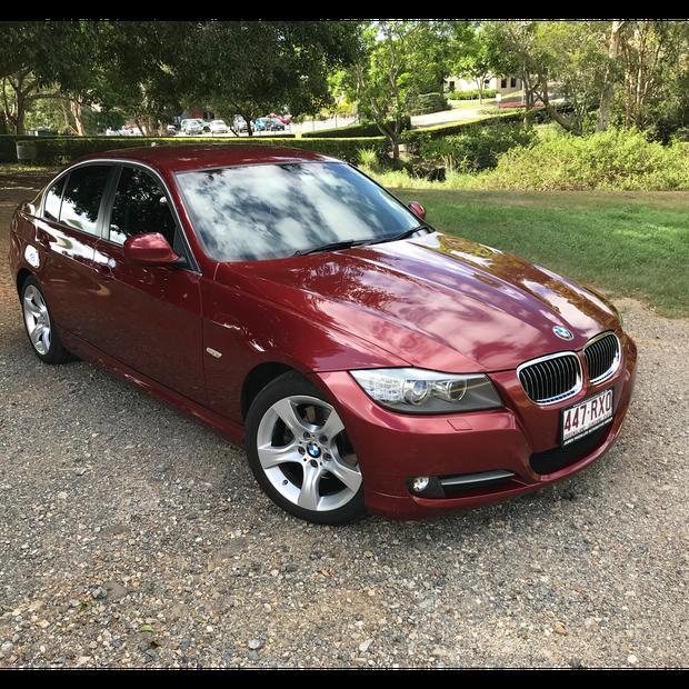 BMW 323I 2010SEDAN,IN EXCELLENT COND,116646KM, 12 MONTHS REGO, NEW TYRES.$14500 DAVID 0412870065