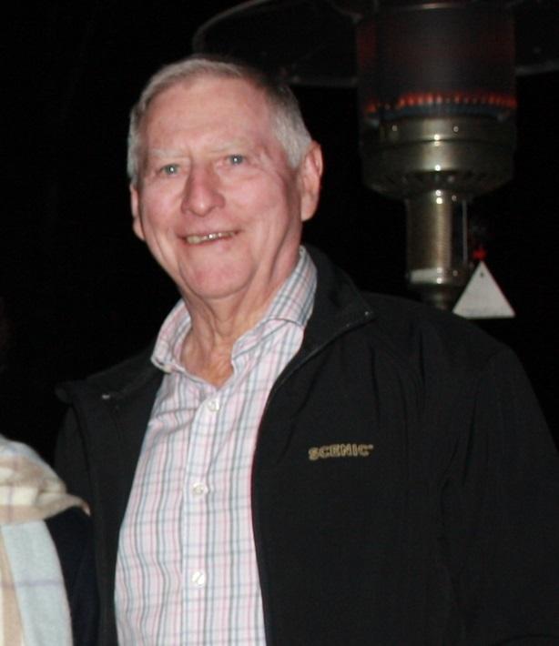 HAPPY 80TH BIRTHDAY DON JURD   Love from Myrna, Brett, Kerri-Ann and Families