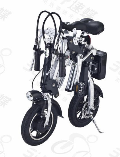 Sundy foldable E-bike E-bike has no seat but can easily be purchased E-bike is rechargeable...