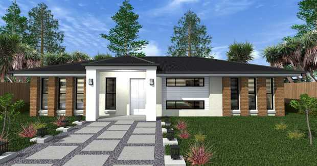 STOP Paying Rent!   Gympie area! New 4 bedroom Home & Land. Triple garage pack & 1.5...