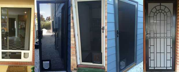 ACT NOW FOR THE BEST SECURITY DOORS