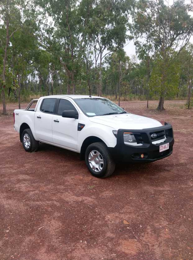 4/2015 FORD RANGER DUAL CAB PX 4x4   