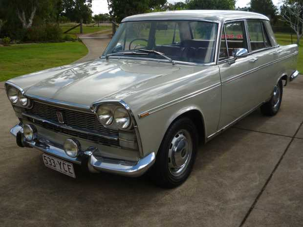1965 FIAT 2300 6cyl in great condition for age. First to see will buy.  6mths Rego.  $11,500.00.