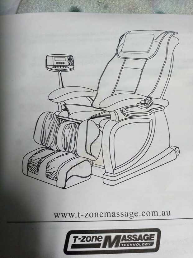 massage, vibration, heat, music, zero gravity