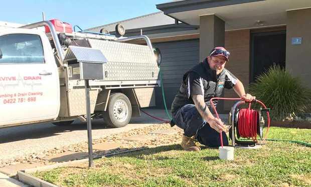 Blocked Drains  Drain Relining  Burst Pipes  Hot Water Repairs  Leaking...