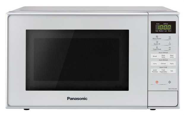 9 Auto menus 800 W Cooking Power Quick 30 Function Auto defrost menu Auto reheat 5 variable power...