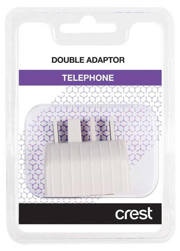 Converts RJ45/RJ12 to Australian 605 telephone plug Includes RJ45 & RJ12 reducing adaptor Easy to...