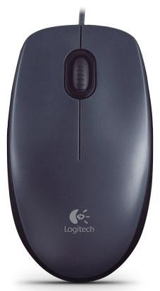Simple to set up and use Optical tracking Full-size comfort Ambidextrous design Built by Logitech No...