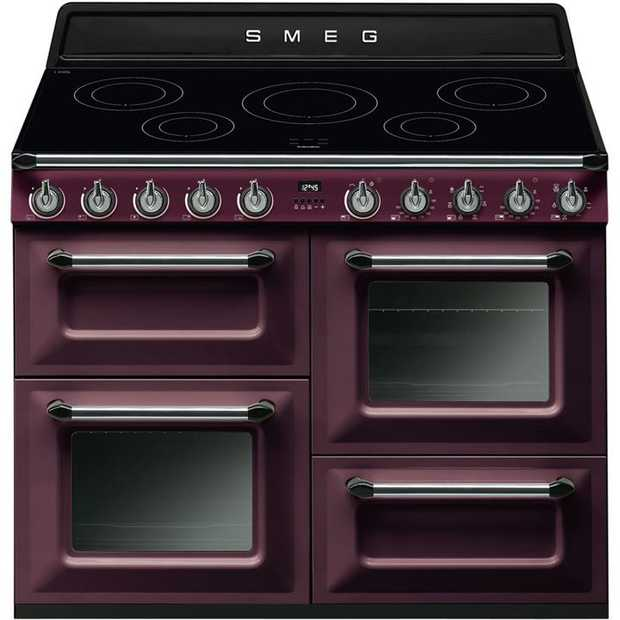 70L main/auxiliary oven capacity 7 cooking functions 4 cooking levels 2700W electric grill 5-zone...
