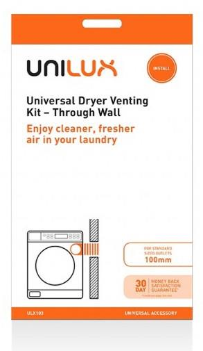 Through wall installation Universal accessory Suitable for most brands Enjoy cleaner, fresher air in...