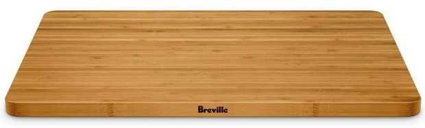 Designed for the Quick Touch Microwaves Durable bamboo with non-slip feet Can also be used as a serving...