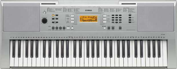 61-key touch response keyboard 550 natural sound voices Melody suppressor Master EQ Aux line input...