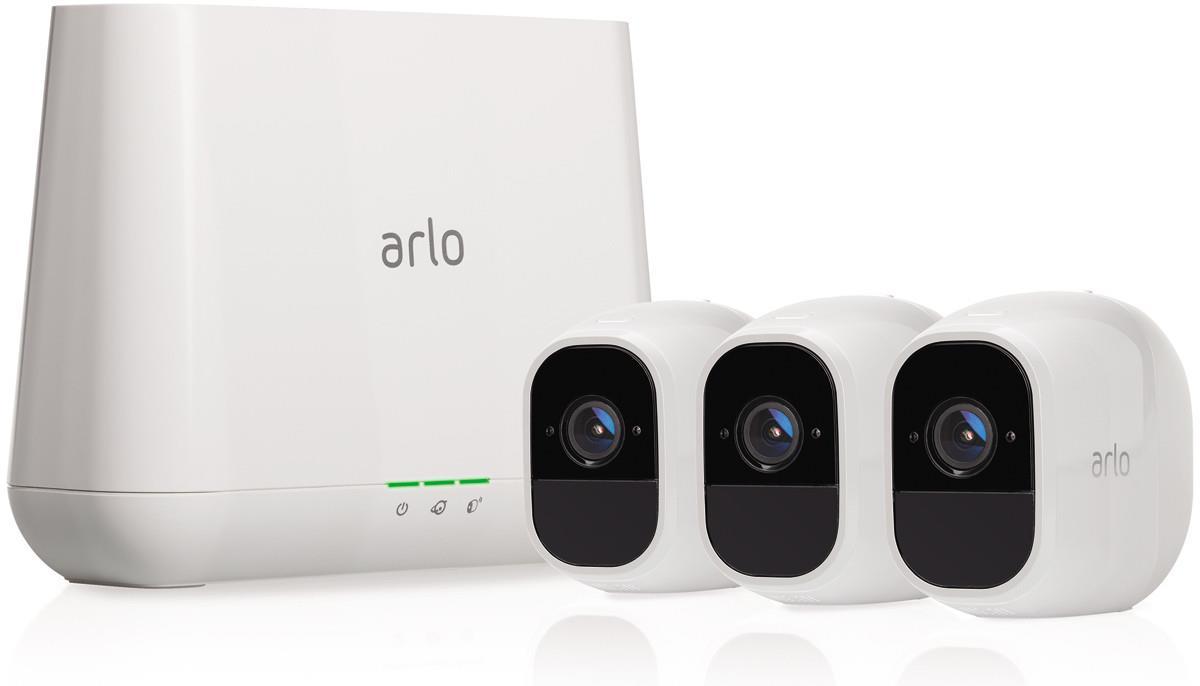 Arlo - VMS4330P - Arlo Pro 2 Smart Security System - 1080p