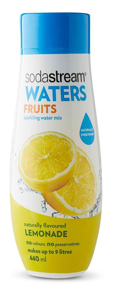 Makes up to 9L of flavoured sparkling water Naturally sweetened, coloured & flavoured Free of...