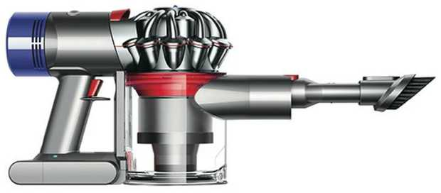 Powered by the Dyson digital motor V7 Up to 30 minutes of fade-free suction Two power modes Whole...