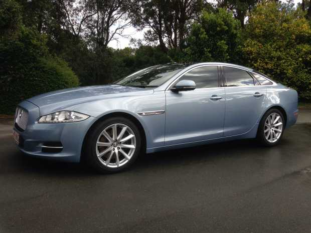 5 litre V8,