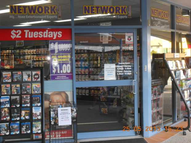 VIDEO STORE End of Lease Sale ALL STOCK MUST BE SOLD
