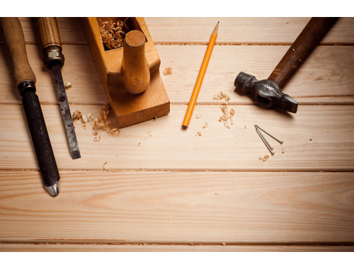 QUALIFIED CARPENTER