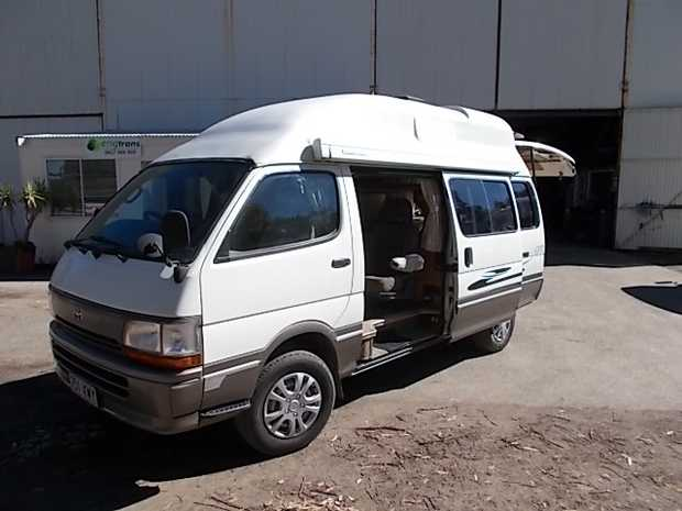 Toyota Hiace Camper