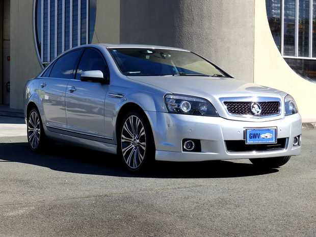 2015 HOLDEN WN Caprice V  
