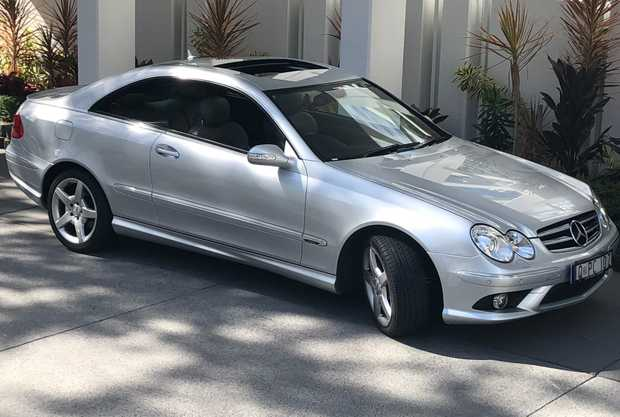 MERCEDES CLK 280 2009   