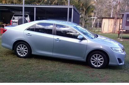 2012 Toyota Camry, VGC, automatic, 172,000kms, tinted windows, full service history, registration...