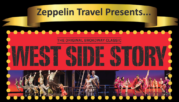 THE ORIGINAL BROADWAY CLASSIC WEST SIDE STORY    Hailed as the greatest Broadway musical...