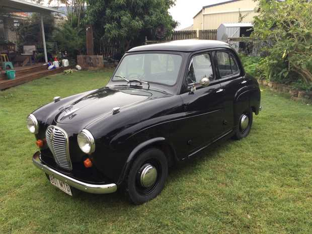 Great condition, serviced and maintained locally. Original.