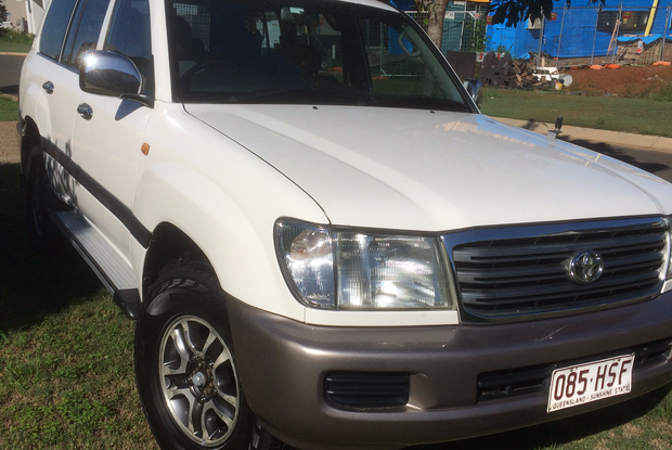 2004 Toyota LandcruiserThis well presented vehicle was first registered on 25/3/2004 and has...