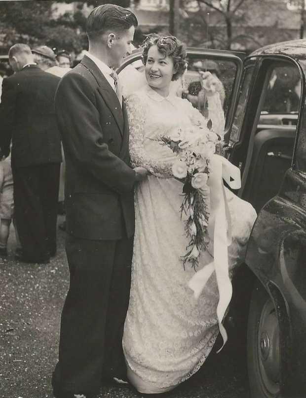 Happy 65th Anniversary Scriven, Len & Mavis   Congratulations Mum & Dad on this very...