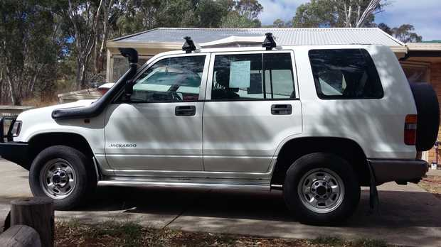 Holden Jackaroo