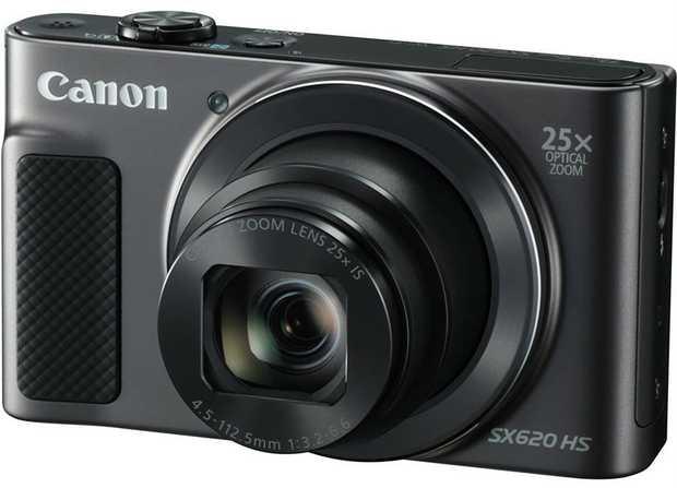 20.2 MP CMOS Sensor DIGIC 4+ 25x Optical Zoom 50x Digital Zoom 4.5–112.5mm Focal Length Superior Movie...