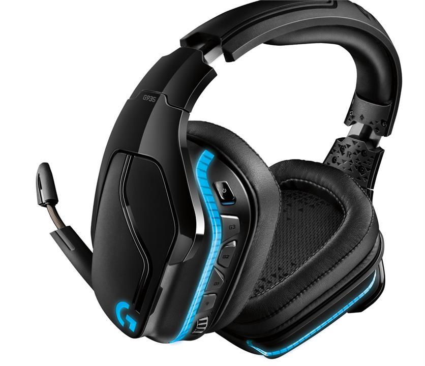 Logitech - 981-000825 - G935 LIGHTSYNC Gaming Headset | Audio