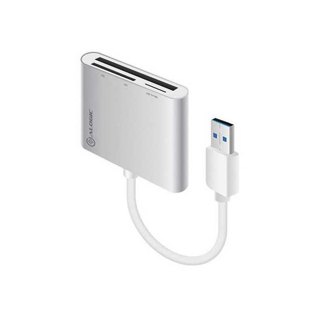 SuperSpeed Data Transfer Rate SD, micro SD and CompactFlash Compatible  Input: USB 3.0 Male x 1 Output:...