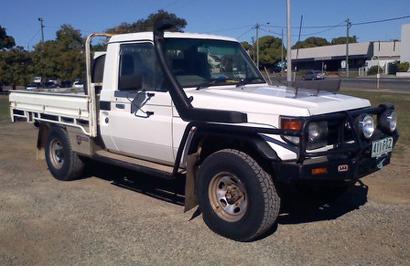 LANDCRUISER UTE HZJ 79R