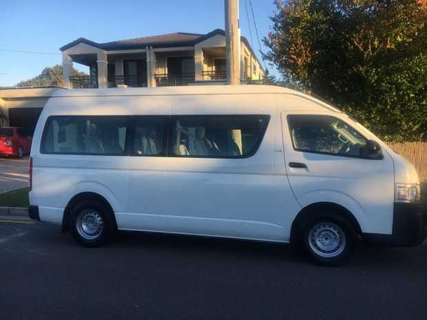 Toyota Commuter 2008