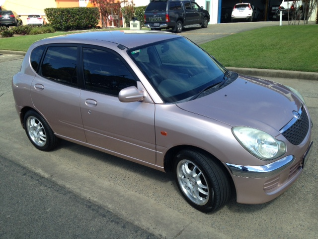 Daihatsu Sirion